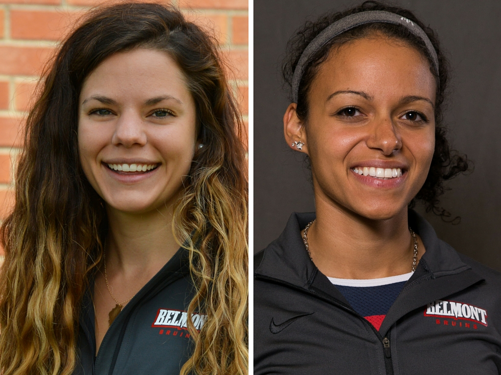 Bruins Sweep Female Athletes of the Week