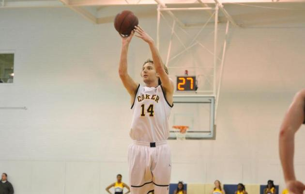 Coker's Morris Named Conference Men's Basketball Player of the Week