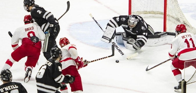 Cornell falls to Providence in NCAA Regional Final