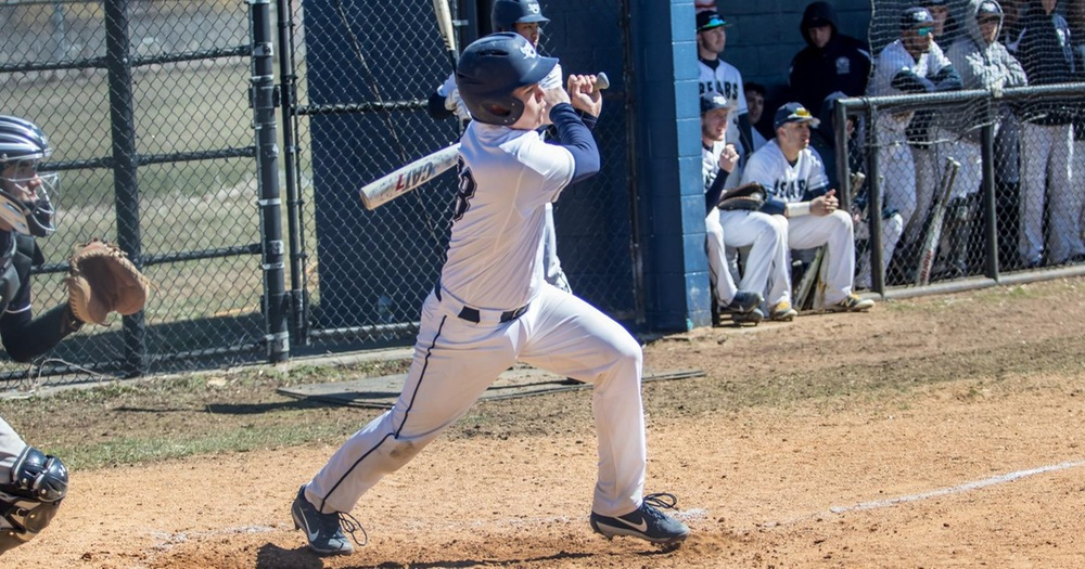 Maritime Thwarts Baseball in Both Games of Doubleheader