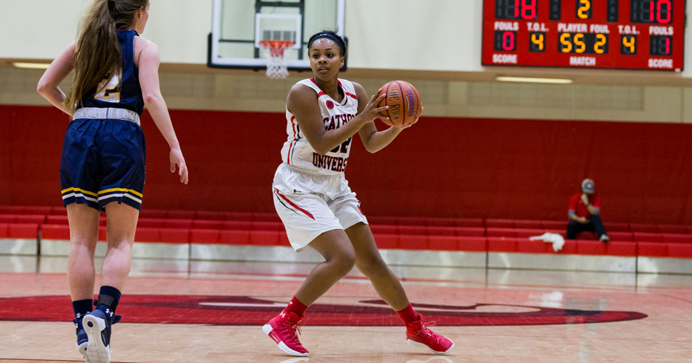 Women's Basketball Downed by Susquehanna, 51-39