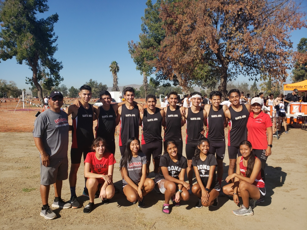 Santa Ana Men Place Second, Women Take Fourth in OEC Championships