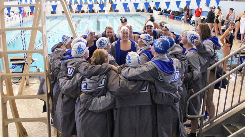 Swimming and Diving Drops Home Dual Meet to Northeastern