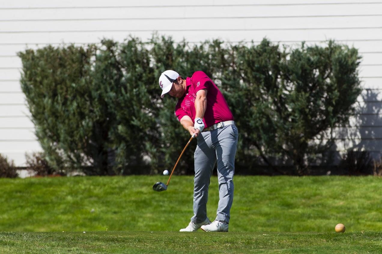 Men's Golf Cards Fourth-Best Round Of The Day To Place ...