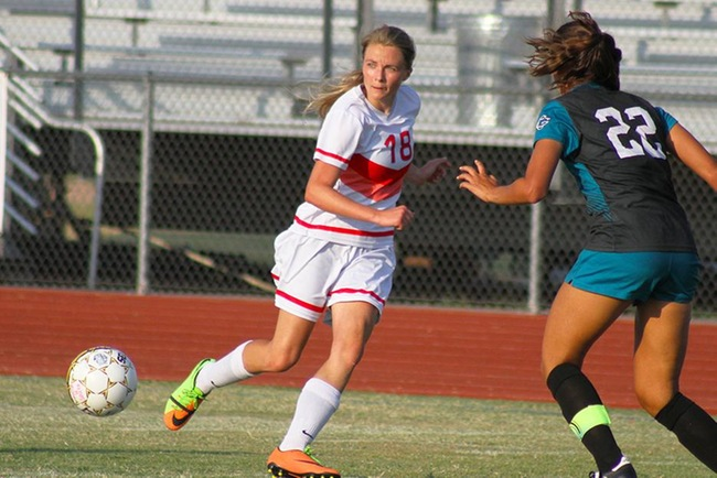 Rohners Makes Lone T-Bird Goal in Tie to Arizona Western