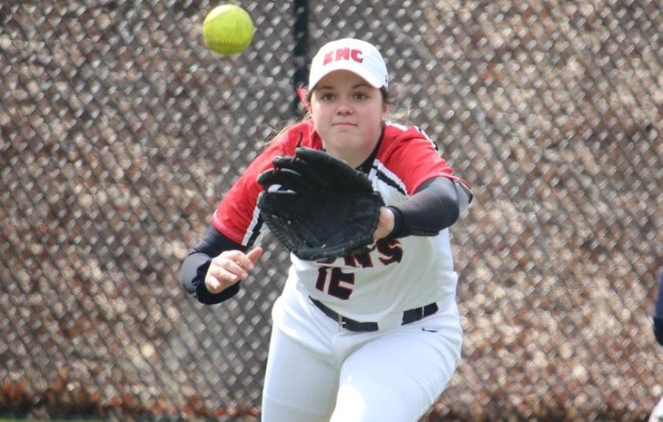 League-Leading Softball Grabs Two Victories over Gordon in Midweek Doubleheader