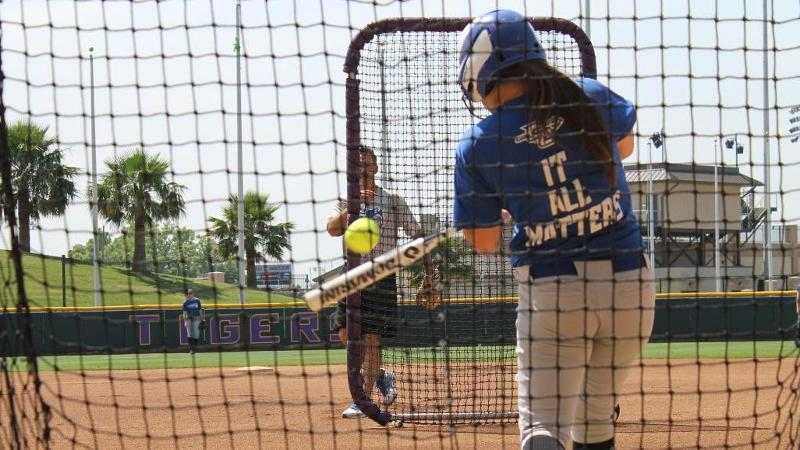 Softball vs. LSU in NCAA Regionals: 7 p.m.