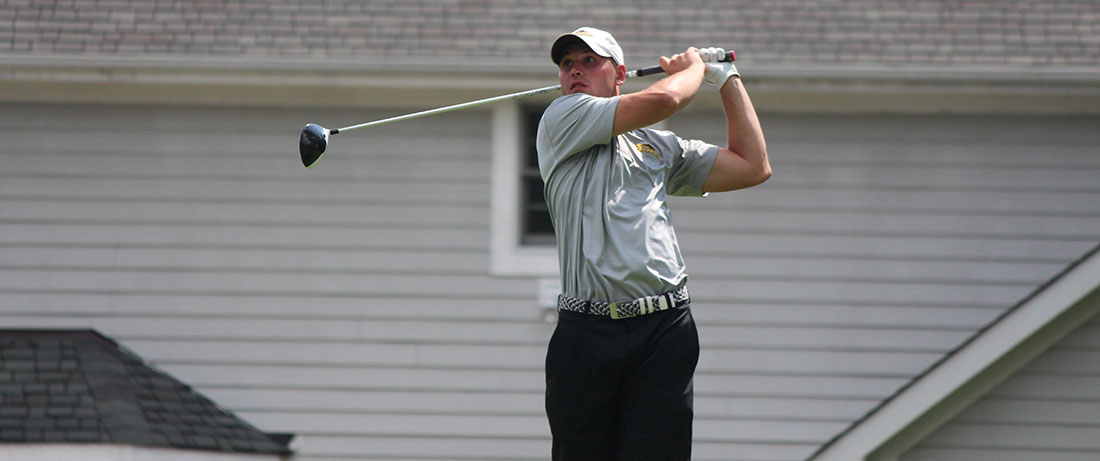 Men's Golf Takes Second At Ted Barclay Invitational; Goodridge And Saffell Finish Tied For Third