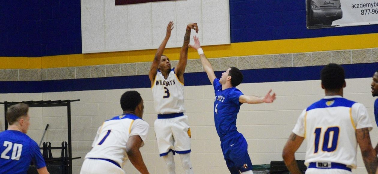 Wildcats Come Up Short 82-73 at Albertus Magnus