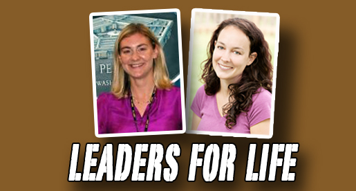 Ivey, Marquez featured Monday at Dr. Murphy Leaders for Life series