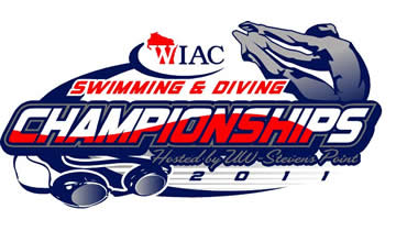 Men's Swimming & Diving Solidly Second at Start of Championships