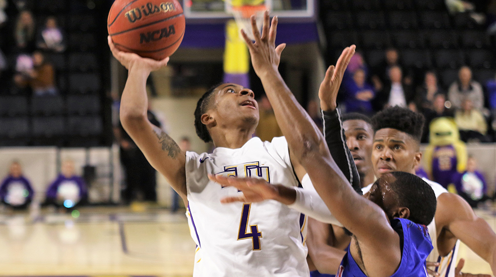 Presbyterian downs Tech in home opener, 80-65