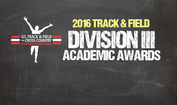 Track & Field Earns All-Academic Team Honors