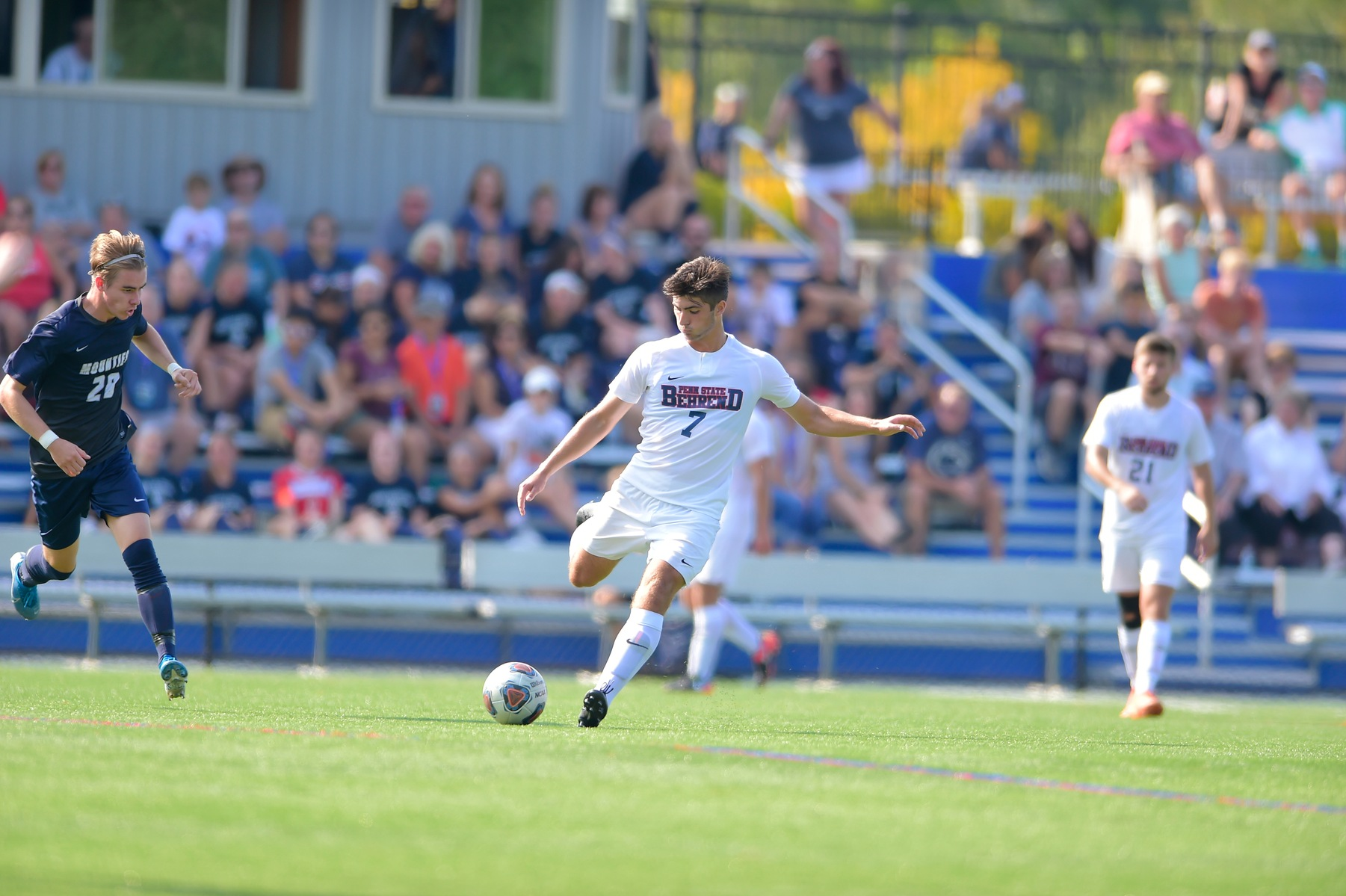 No. 16 Behrend Lions Shut Out Geneva