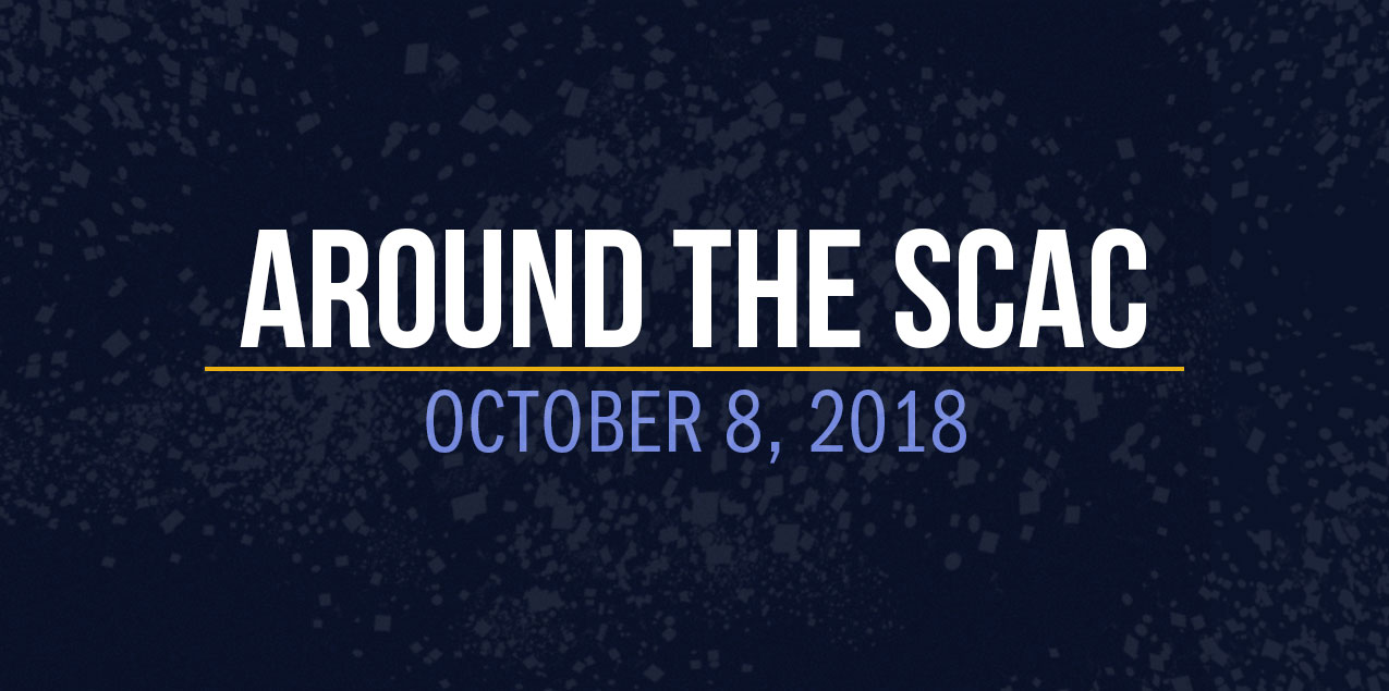 Around the SCAC - October 8