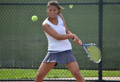 UMW Women's Tennis Falls to Vassar in NCAA Tourney Second Round, 5-0