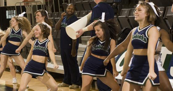 GCSU Pep Band Takes First, Dance Team Second, Cheer Squad Second at PBC Competition
