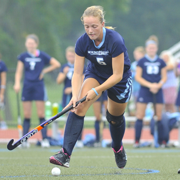 #19 Field Hockey Downs Babson, 4-1