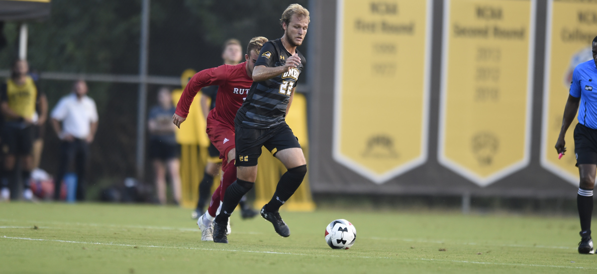 UMBC Men's Soccer Continues Home Stand Against Villanova on Tuesday