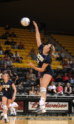 Gauchos Swept by Central Coast Rival Cal Poly