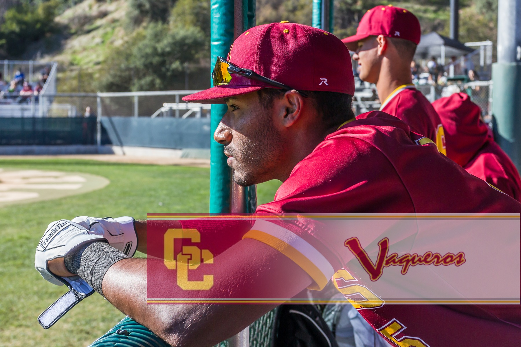 Brandon Lewis helps Vaqs to fifth straight wins over Grossmont and Oxnard