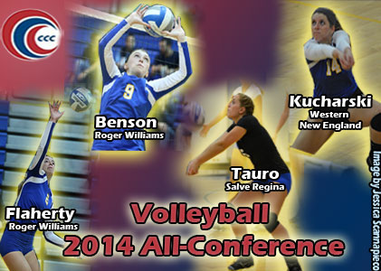 2014 All-CCC Volleyball Team Announced