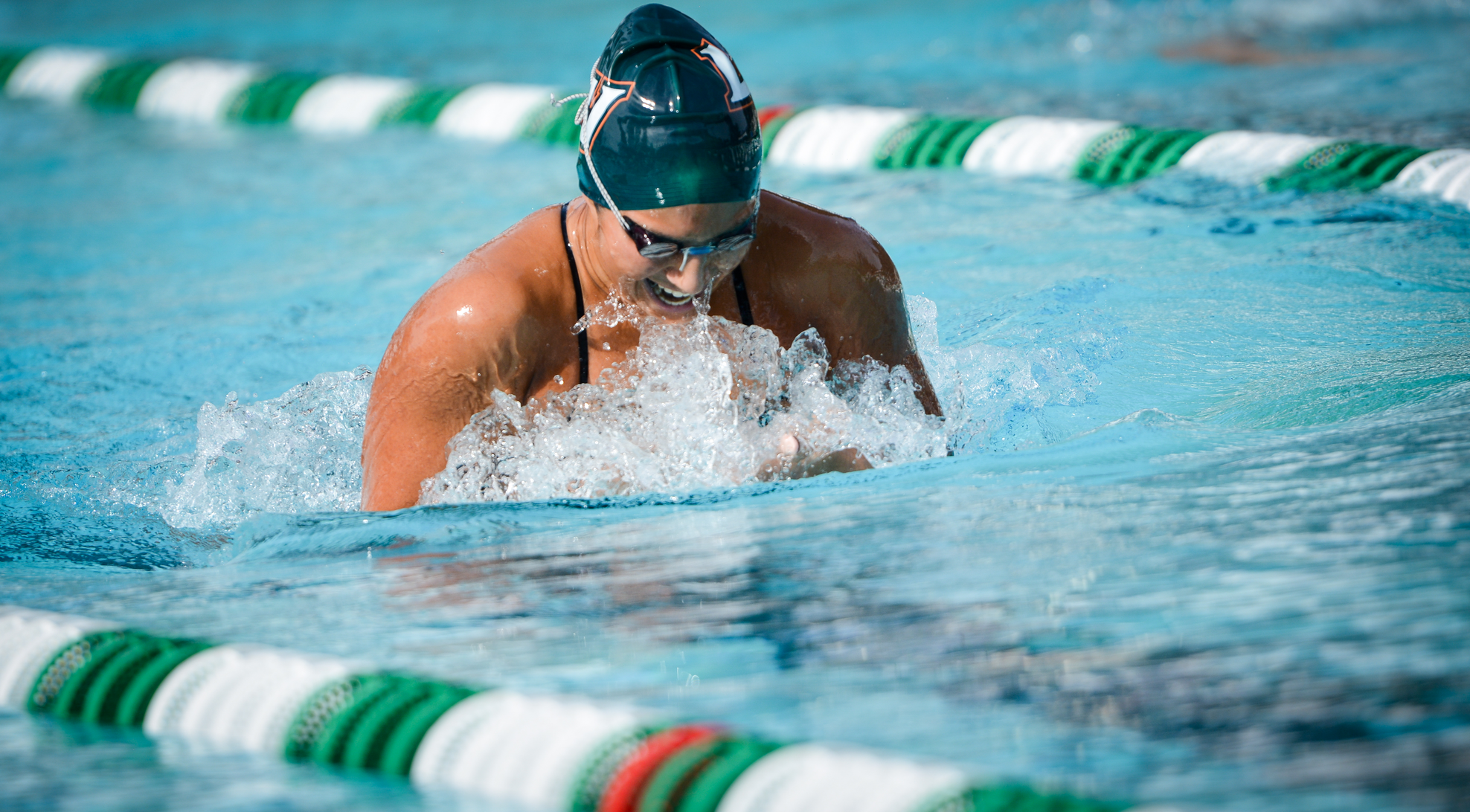 Swimming and Diving falls to Whittier, CMS