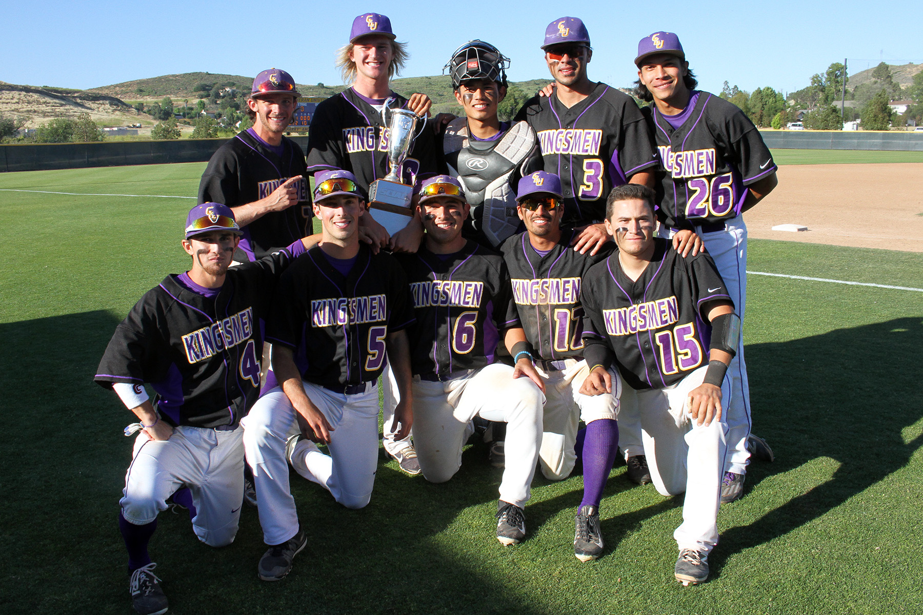 Cal Lutheran Baseball Headed to Texas for NCAA Regionals
