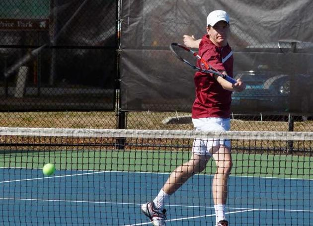 Guilford Scores 8-1 Men's Tennis Win Over Emory & Henry
