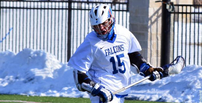 Men's Lacrosse earns non-conference win at Olivet