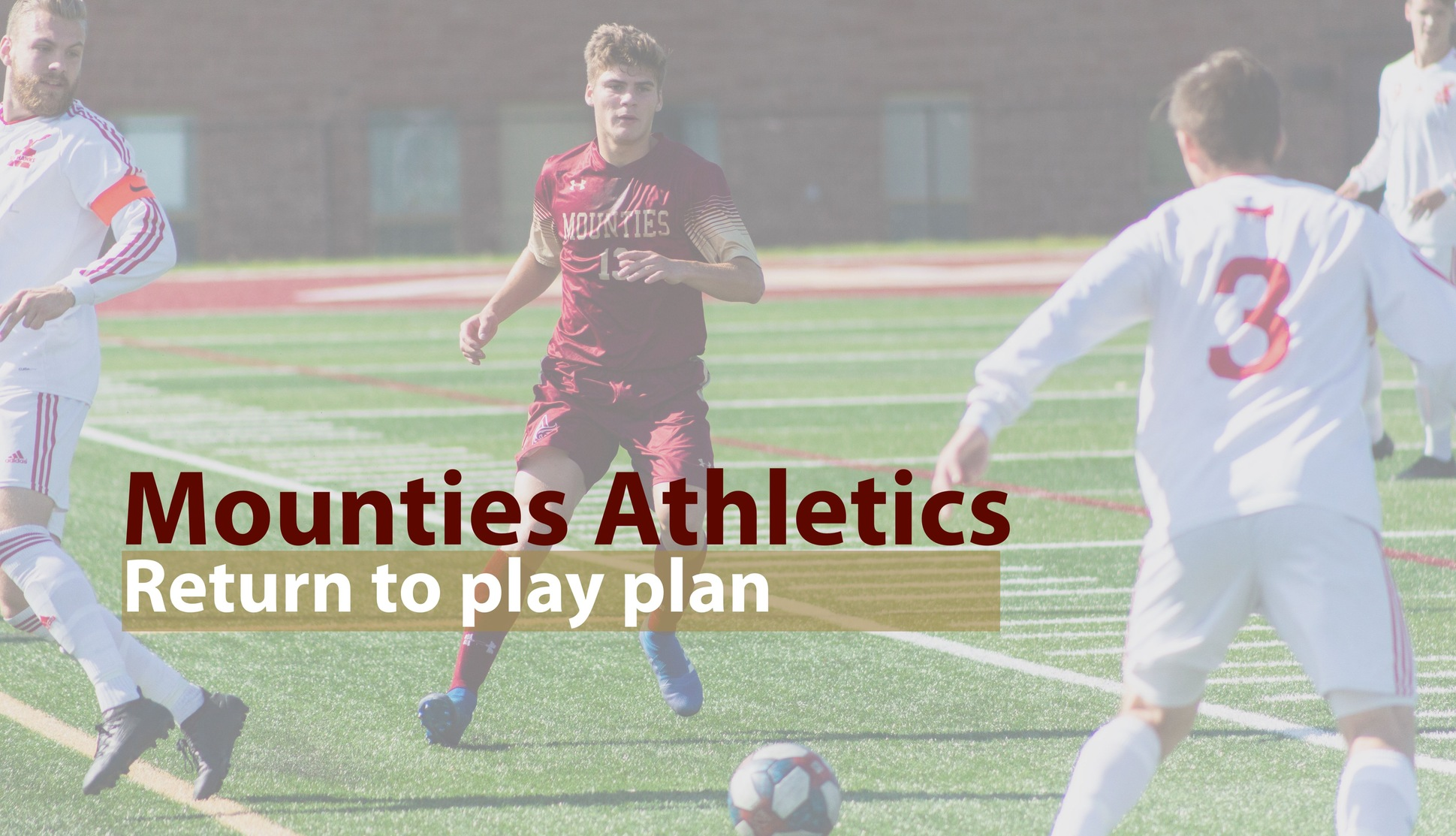 Mounties Athletics and Recreation: Operating Plan