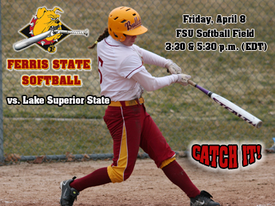 Ferris State Softball To Host Lake Superior State This Friday Afternoon