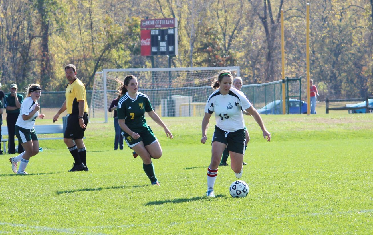 Paul Smith's Wins YSCC Women's Soccer Title in PK's