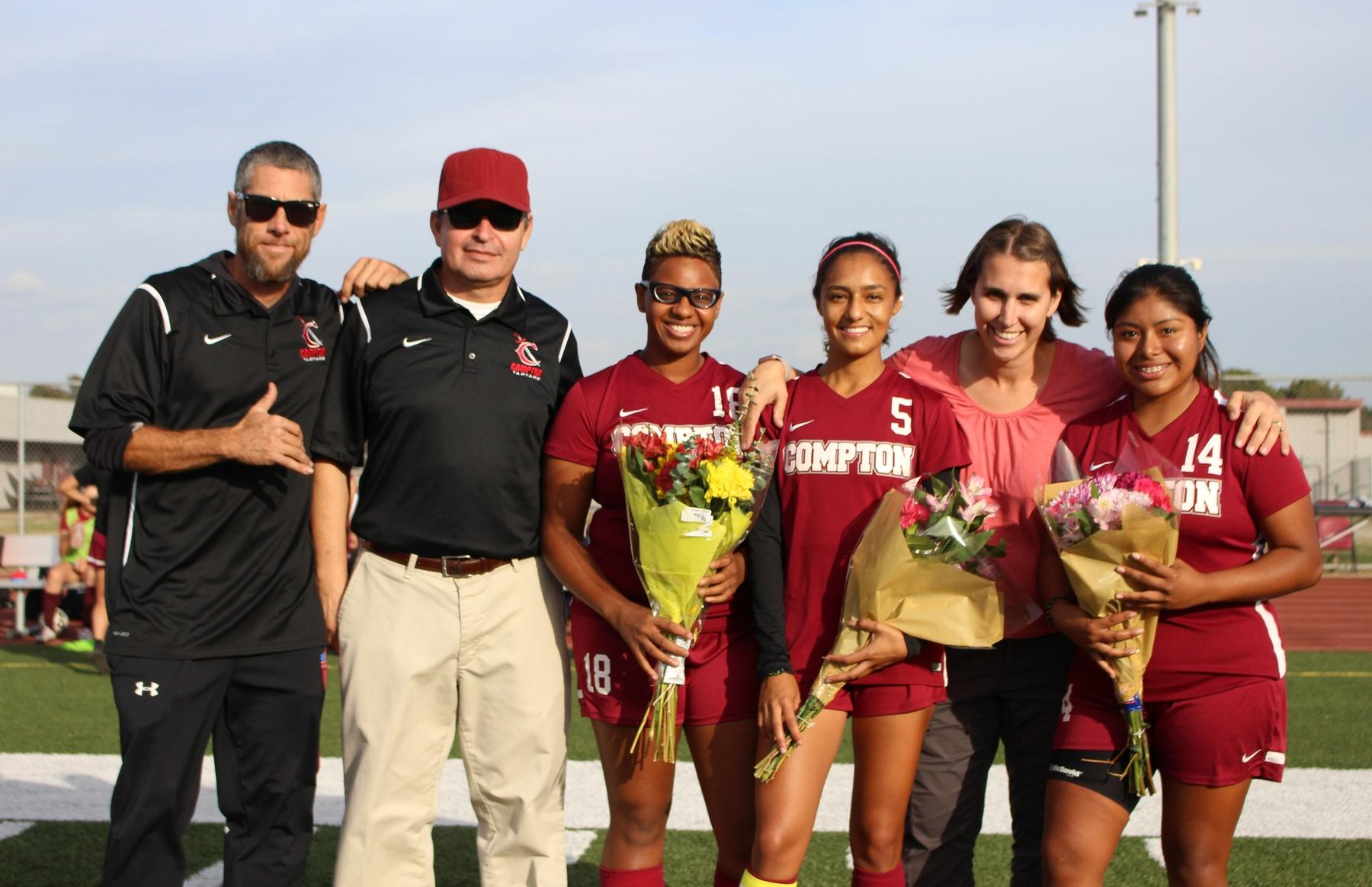 Women' Soccer Drops Match to Cerritos