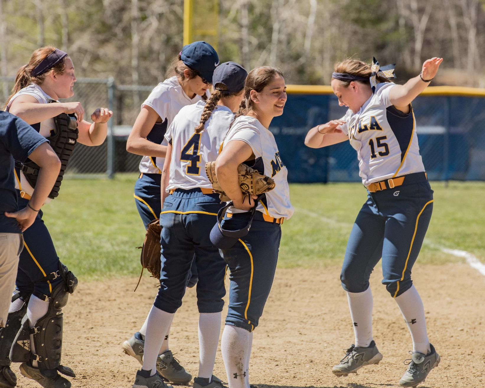 Softball falls to Wesleyan and Buena Vista in Florida