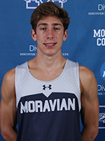 Men's Rookie of the Year - Dominic DeRafelo, Moravian
