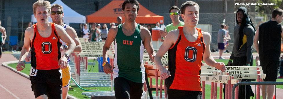 MEN'S 4X400 RELAY IMPRESSES AGAIN, TIGERS SPLIT MULTI DUAL