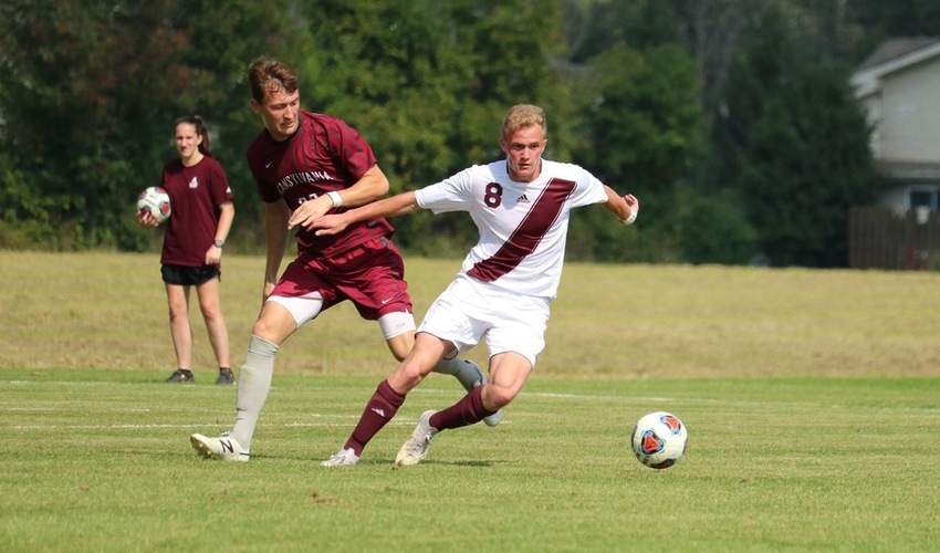 Men's Soccer Falls at NAIA Cleary