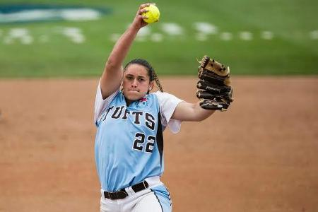 Fournier of Tufts Repeats as DIII Woman of the Year Nominee for Softball