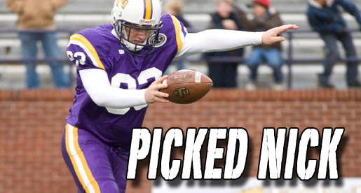 Nick Campbell included on FCS preseason watch list of punters