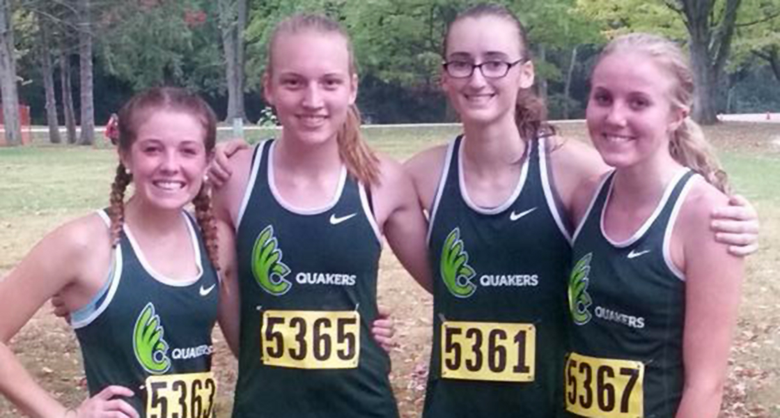 Hamm paces DubC_XCTR women at Eagle Invite