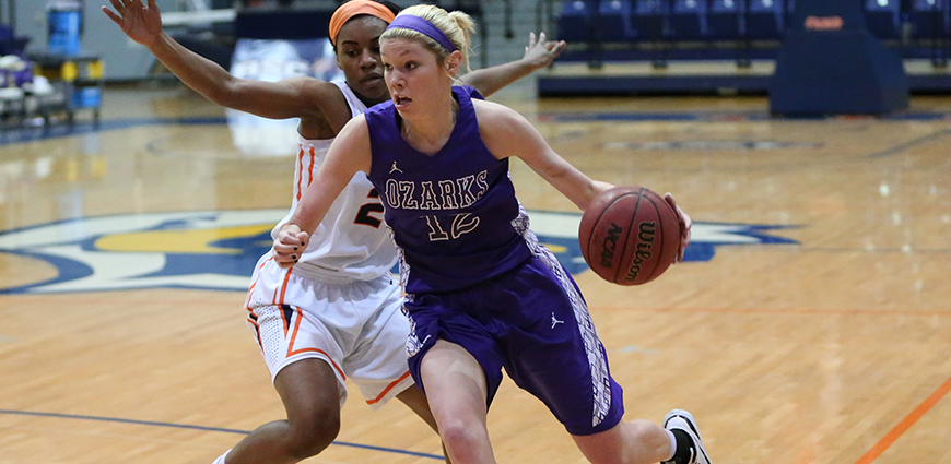 Five Reach Double Figures In Women's Basketball Overtime Win