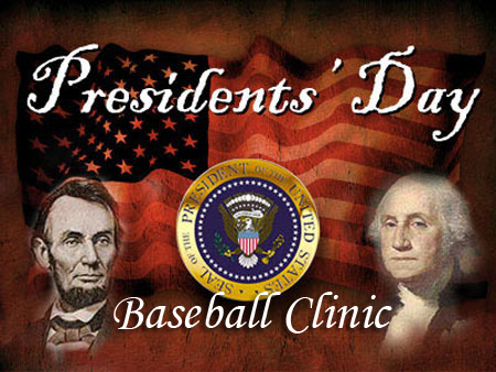 Baseball to Hold President's Day Preseason Clinic