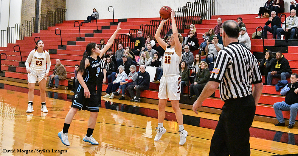 Konstanzer Scores 1,000th in Loss to Hopkins