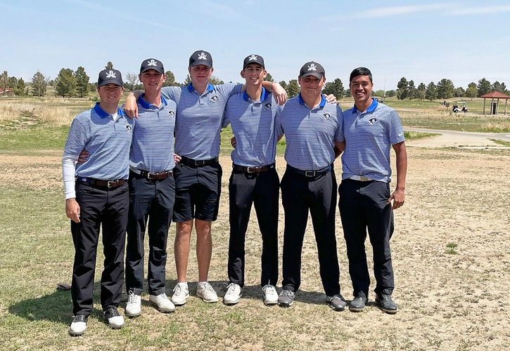 No. 13 Blinn Men's Golf Places Sixth At NJCAA Southwest Championship Posted: Apr 13, 2021