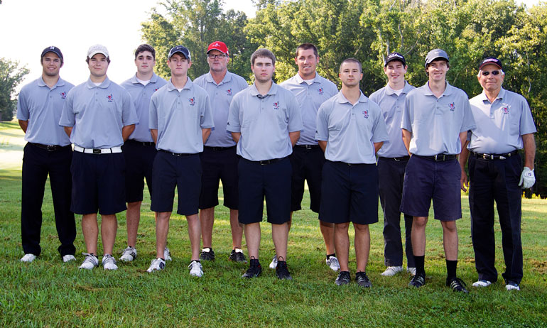 Hornet Golf Finishes Play at Tom Kinder Memorial