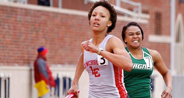 LC Track and Field Competes at the Marietta Open