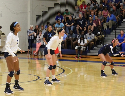 CSCC Takes Down Welch College in 5 Sets