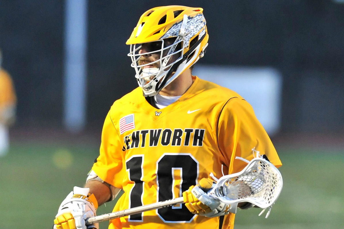 Men's Lacrosse Edged by Western New England