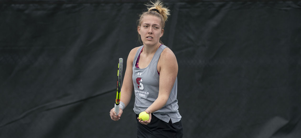 Mount Holyoke Outlasts Women's Tennis, 7-2